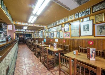 Taberna San Cristobal Interior Vista 1 acceso