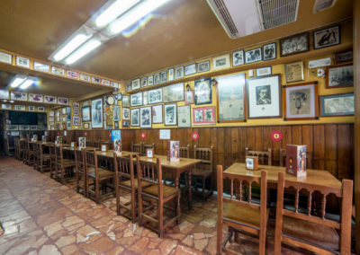 Taberna San Cristobal Interior Vista 2 acceso