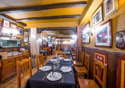 Taberna San Cristobal Interior Vista 1