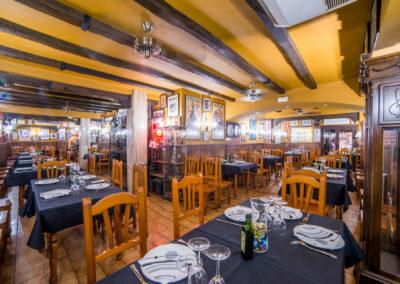 Taberna San Cristobal Interior Vista 2