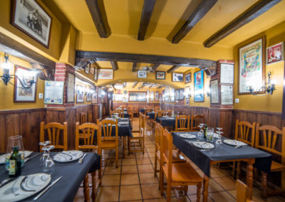 Taberna San Cristobal Interior Vista 3